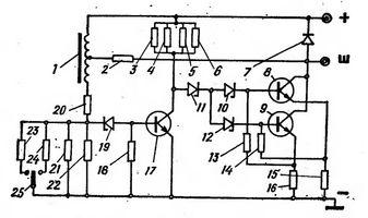 Файл: Схема генератора уаз 469